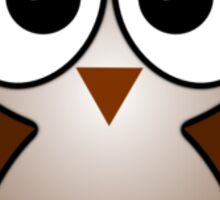 Little Cute Owl Sticker