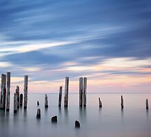 Port Willunga by Darryl Leach