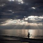 Sun Rays ! by Darryl Leach