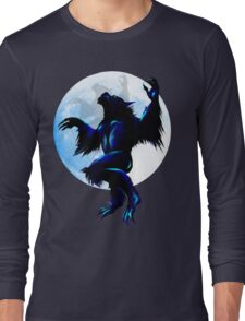 Werewolf On The Loose Long Sleeve T-Shirt