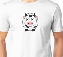 Little Cute Cow Unisex T-Shirt