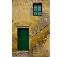 A Touch of Paint Photographic Print