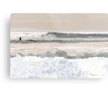 surf dude 4 Metal Print