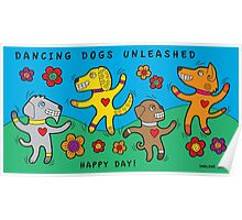 Dancing Dogs Unleashed Poster
