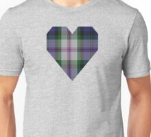 00383 Baird Dress Clan/Family Tartan  Unisex T-Shirt
