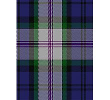 00383 Baird Dress Clan/Family Tartan  Photographic Print