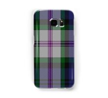 00383 Baird Dress Clan/Family Tartan  Samsung Galaxy Case/Skin