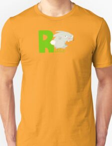 r for rabbit T-Shirt