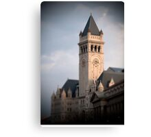 The Old Post Office Pavilion Canvas Print