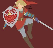 Link (Red) - Super Smash Bros. by samaran