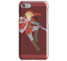 Link (Red) - Super Smash Bros. iPhone Case/Skin