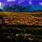 Twilight Farm by David's Photoshop