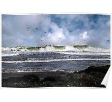 tidal wave Poster