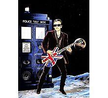 Doctor Rocker Photographic Print