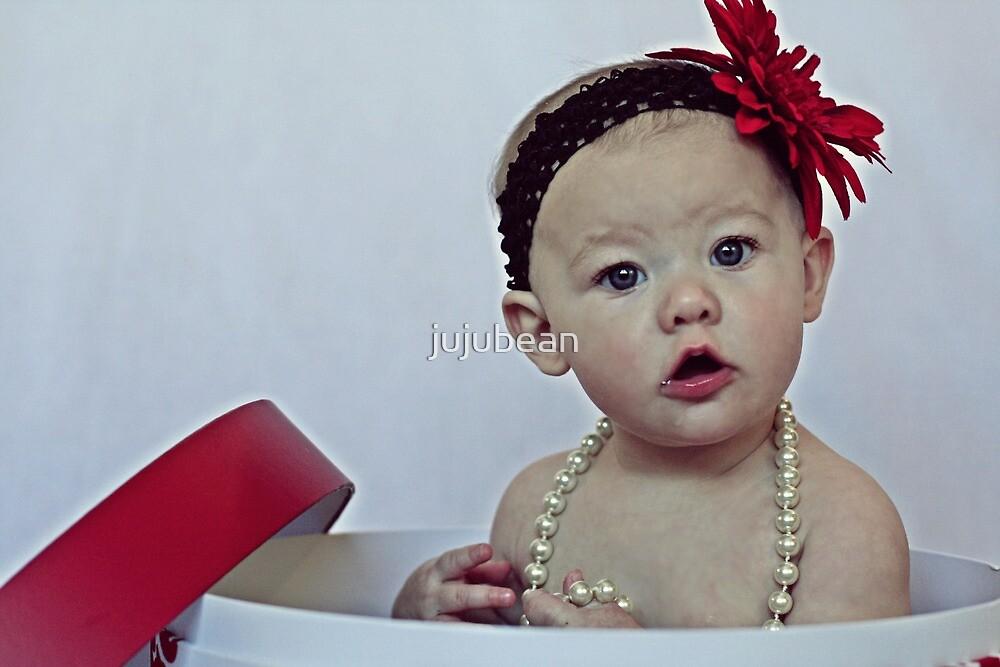 Cutie Patootie by jujubean
