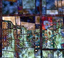 Euskalduna Abstract II by John Gaffen