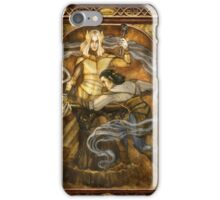 Annatar and the craft of ring-making iPhone Case/Skin