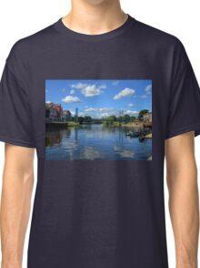 Exeter Blue Bridge, Devon UK Classic T-Shirt