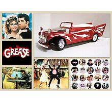 Grease Lightning Photographic Print