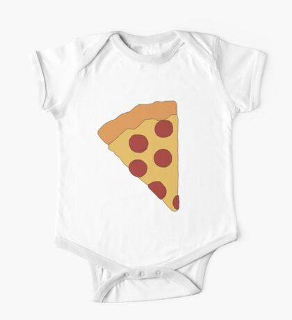 Pizza One Piece - Short Sleeve