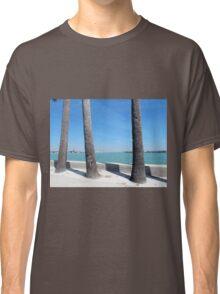 Three Palm Trees Classic T-Shirt