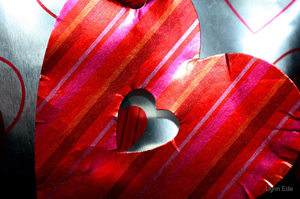 Hearts & Gifts... by Lynn Ede