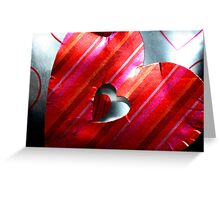 Hearts & Gifts... Greeting Card