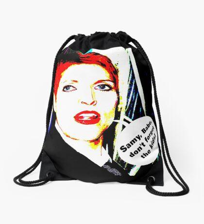 Nicole to Samy Drawstring Bag