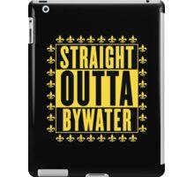 Straight Outta Bywater (Fleur de Lis Version) iPad Case/Skin