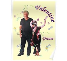 Valentine Dream with Ange Poster