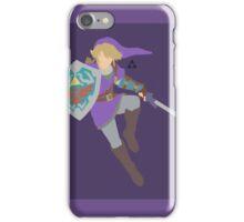 Link (Purple) - Super Smash Bros. iPhone Case/Skin
