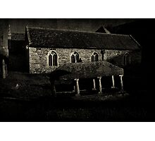 The Church of Storms Photographic Print