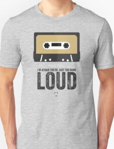 Cinema Obscura Series - Back to the future - The Pinheads Unisex T-Shirt