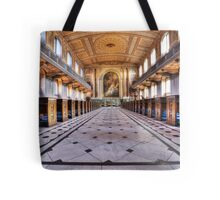 Greenwich Royal Naval College Chapel Tote Bag