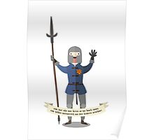 Medieval mercenary 2 Poster