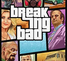 Breaking Bad GTA by oohmansi