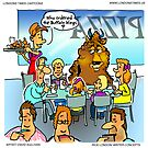 Buffalo Wings by Londons Times Cartoons by Rick  London