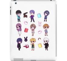 Tokyo Ghoul Chibi Characters  iPad Case/Skin