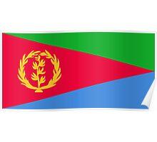 Eritrea - Standard Poster