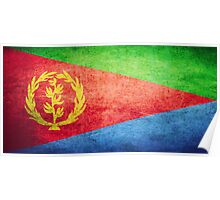 Eritrea - Vintage Poster