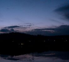 blue hour by KSissy