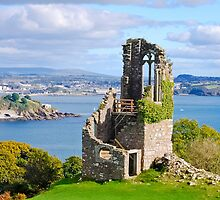 The Folly: Plymouth from Mount Edgcumbe by DonDavisUK