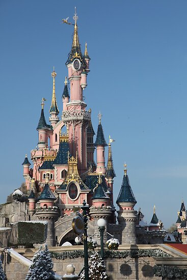 Disneyland Paris by Emma Coles
