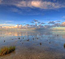 Low tide by Hetty Mellink