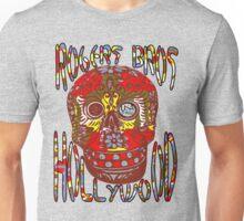 usa hollywood skull  tshirt  by rogers bros co Unisex T-Shirt