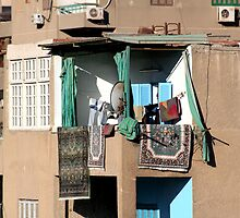 Cairo carpets by desertman