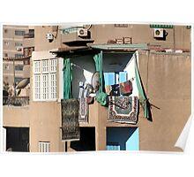 Cairo carpets Poster
