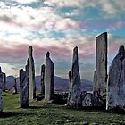 Ancient Stones under Pagan Skies by simpsonvisuals