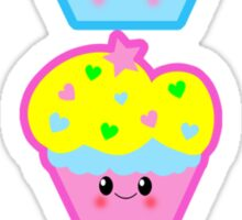 Cutie Cake Trio Sticker
