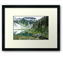 There May Be Trolls 5 Framed Print